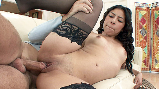 Nicole Ferrera Screwing Her Stepdad